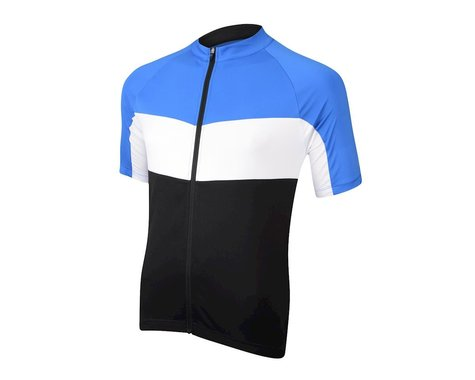 Performance Elite Short Sleeve Jersey (Matte Black/Green)