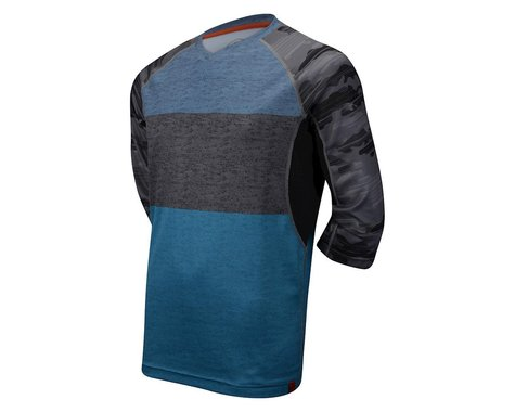 Performance Mountain  Sleeve Farlow Jersey (Grey/Blue)