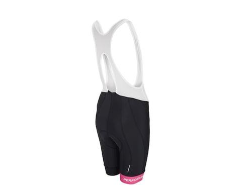 Performance Women's Elite Team Bib Shorts - 2017 (Black/Pink)