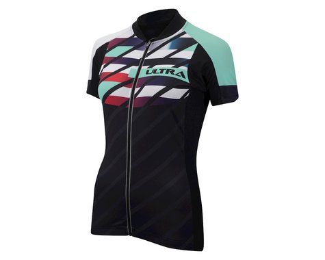 Performance Women's Ultra Short Sleeve Jersey - 2017 (Black/White)