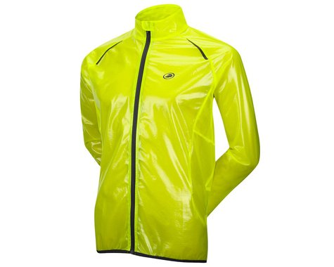 Performance Dewer Light Weight Wind Jacket (Hi Vis Yellow) (L)