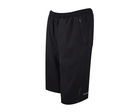 Performance Sport Shorts w/Liner (Black) (L)
