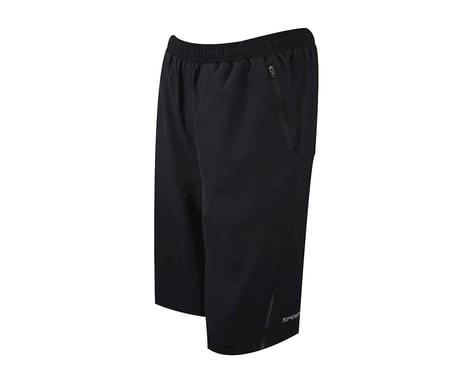 Performance Sport Shorts w/Liner (Black) (XL)