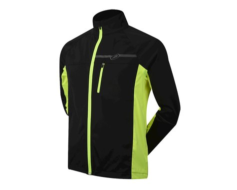 Performance Elite Zonal Softshell Jacket (Hi Vis Yellow) (L)