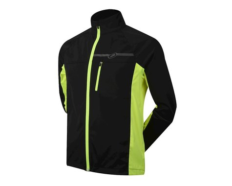 Performance Elite Zonal Softshell Jacket (Hi Vis Yellow)