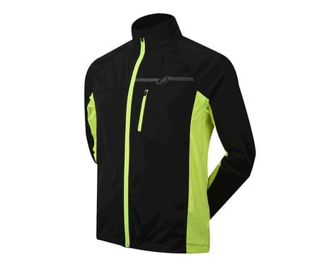 Performance Elite Zonal Softshell Jacket (Hi Vis Yellow) (XL)