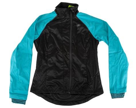 Performance Elite Flurry Softshell Zonal Softshell Women's Jacket (Teal)