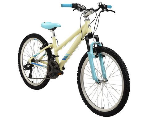 "Performance Raven 24"" Kid's Bike (Cream)"