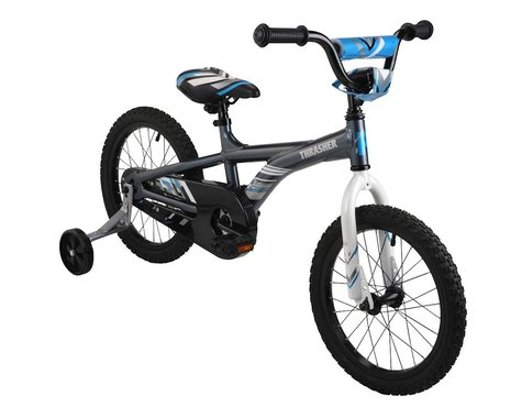 "Performance Thrasher 16"" Kids Bike (Dark Grey)"