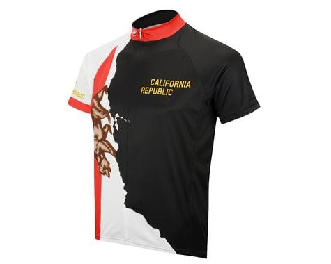 Performance Short Sleeve Jersey (California) (2XL)
