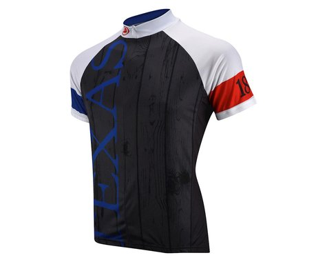 Performance Short Sleeve Jersey (Texas) (XL)