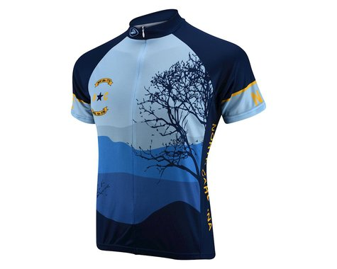 Performance Cycling Jersey (North Carolina) (XL)