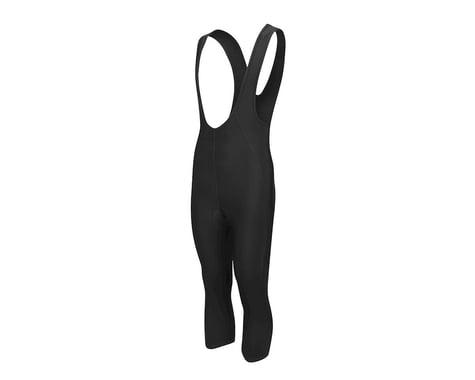 Performance Men's Thermal Flex Bib Knickers (Black) (L)