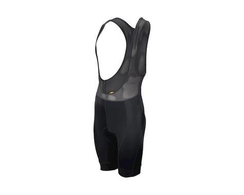 Performance Utility Bib Shorts (Black) (S)