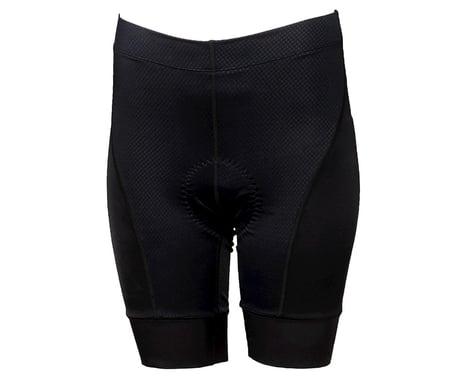 Performance Women's Ultra Stealth LTD Shorts (Black) (2XL)