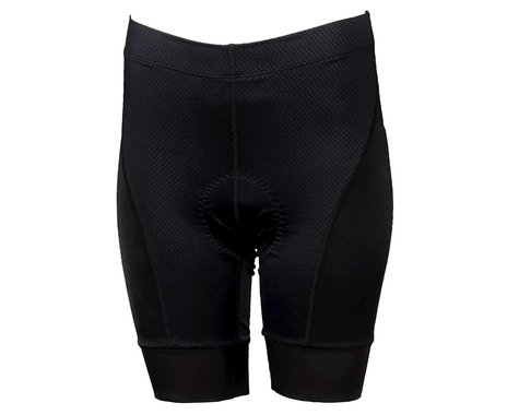 Performance Women's Ultra Stealth LTD Shorts (Black) (S)
