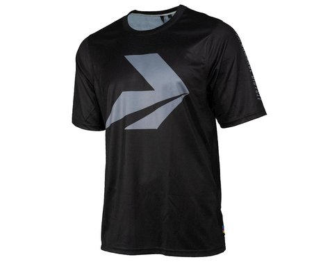 Performance Enduro Sport MTB Short Sleeve Jersey (Black) (XS)