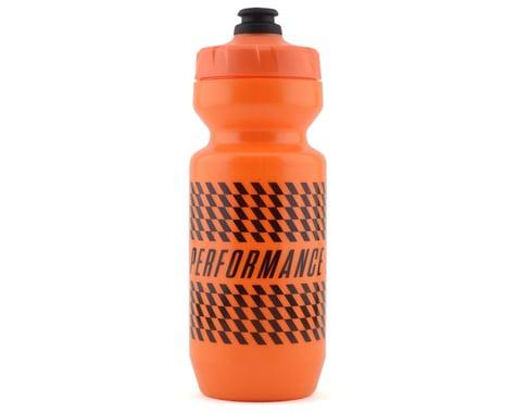 Performance Water Bottle w/ MoFlo Lid (22oz) (Orange)