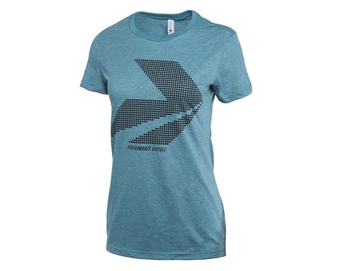 Performance Short Sleeve T-Shirt (Indigo) (Women's) (L)