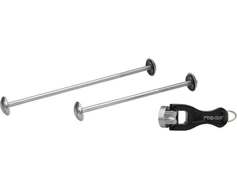Pinhead 2-Pack Lockset (Wheel Skewer Set)