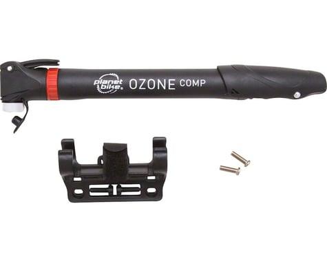 Planet Bike Ozone ATB Comp Frame Pump (Black) (Presta/Schrader)
