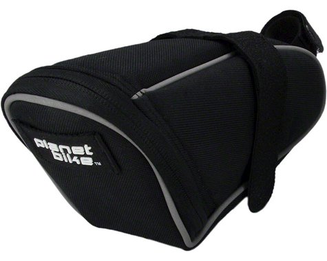 Planet Bike Big Buddy Saddle Bag (Black)