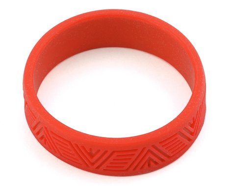 PNW Components Loam Dropper Silicone Band (Red) (30.9/31.6mm)