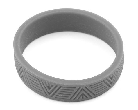 PNW Components Loam Dropper Silicone Band (Grey) (34.9mm)