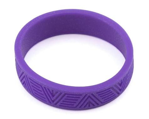 PNW Components Loam Dropper Silicone Band (Purple) (34.9mm)