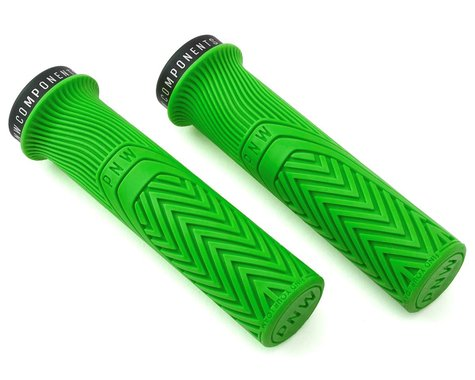 PNW Components PNW Loam Mountain Bike Grips (Moto Green)