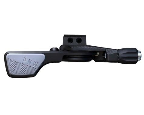 PNW Components Loam Lever Dropper Post Lever Kit (Black/Grey) (MatchMaker X)