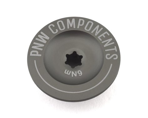 PNW Components Loam Lever Bearing Bolt (Grey)