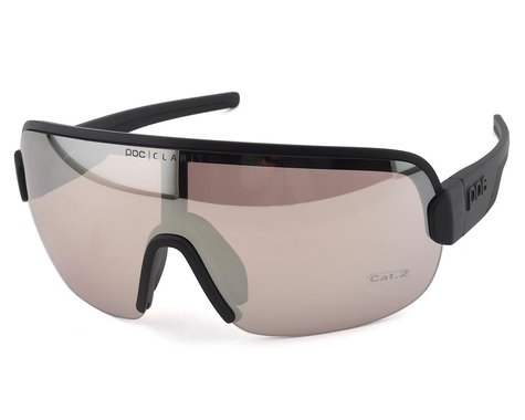 POC Aim Sunglasses (Uranium Black) (BSM)