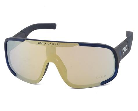 POC Aspire Sunglasses (Lead Blue) (VGM)