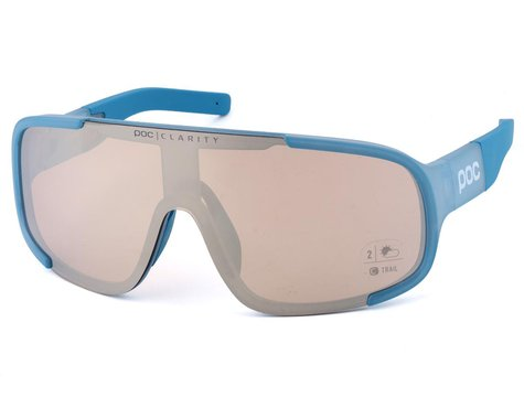 POC Aspire Sunglasses (Basalt Blue) (BSM)