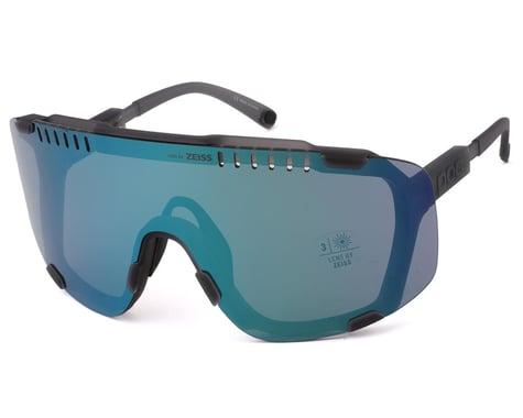 POC Devour Sunglasses (Uranium Black/Translucent Grey) (GDG)