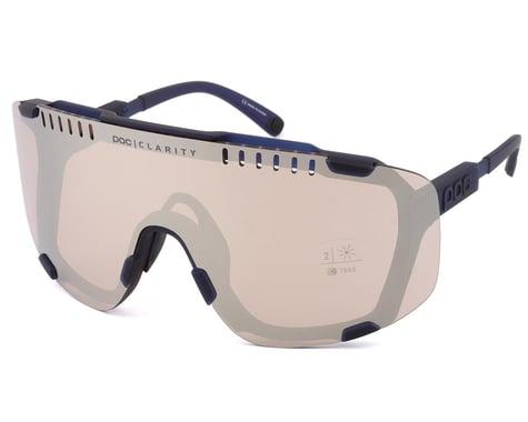 POC Devour Sunglasses (Lead Blue) (BSM)