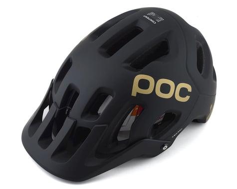 POC Tectal Fabio Edition Helmet (Matte Black/Gold) (XS/S)