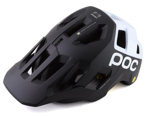 POC Kortal Race MIPS Helmet (Uranium Matte Black/Hydrogen White) (L)