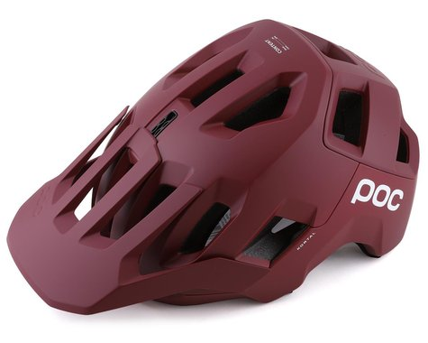 POC Kortal Helmet (Propylene Red Matte) (M)
