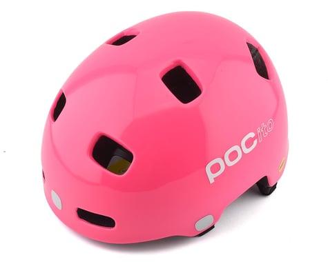 Poc Pocito Crane Mips Helmet (Fluorescent Pink) (CPSC) (M/L)