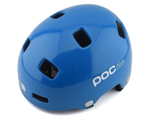 POC Pocito Crane MIPS Helmet (Flourescent Blue) (CPSC) (M/L)