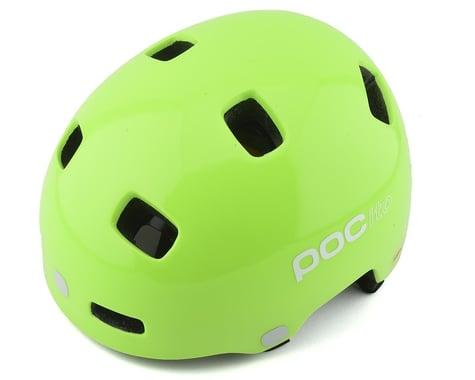 POC Pocito Crane MIPS Helmet (Fluorescent Yellow/Green) (CPSC) (M/L)