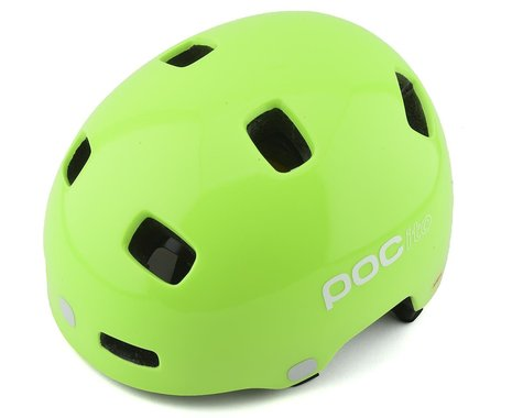 Poc Pocito Crane MIPS Helmet (Fluorescent Yellow/Green) (CPSC) (XS/S)