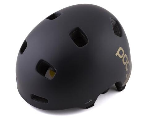 POC Crane MIPS Fabio Edition Helmet (Uranium Matte Black/Gold) (CPSC) (S)