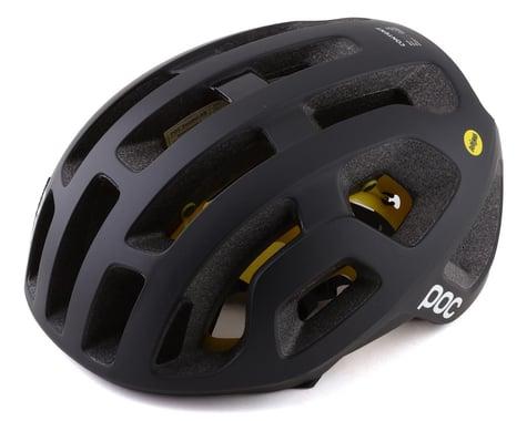 POC Octal MIPS Helmet (Uranium Black Matte) (M)