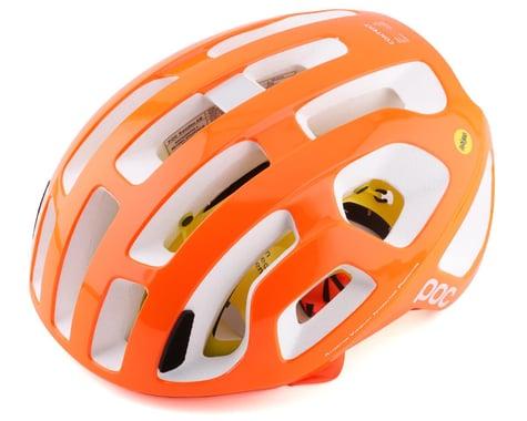POC Octal MIPS Helmet (Fluorescent Orange AVIP) (L)