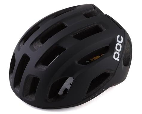 POC Ventral Air SPIN Helmet (Uranium Black/Sulfur Yellow Matte) (L)