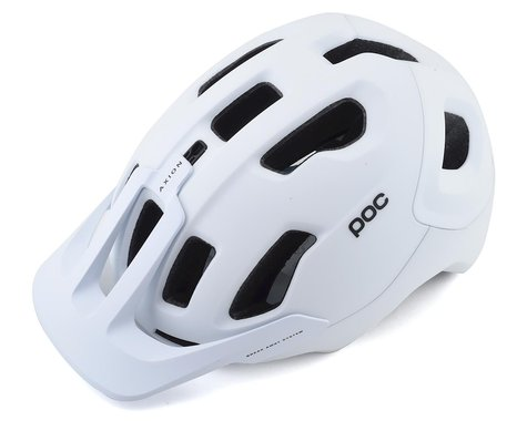 Poc Axion SPIN Helmet (Matte White) (XS/S)