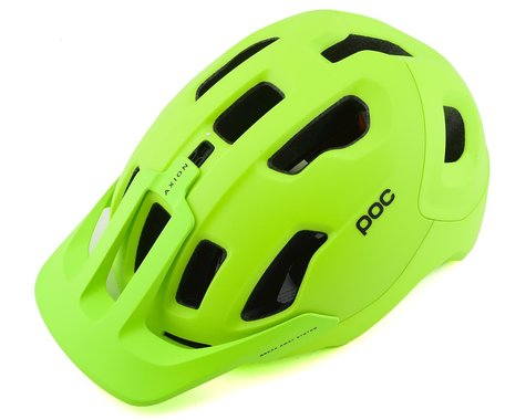 Poc Axion SPIN Helmet (Fluorescent Yellow/Green Matte) (XS/S)